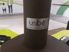 cargador usbe indoor Carrefour